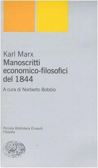 Manoscritti economico-filsofici del 1844