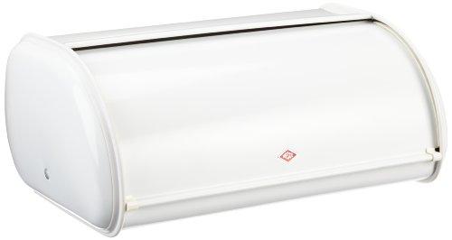 WESCO 210201-01 - Panera con Tapa Deslizante, Color Blanco