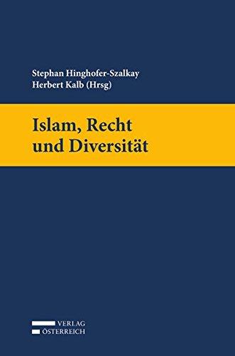 Islam, Recht und Diversität