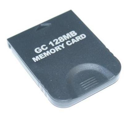 128MB - 2043 Block Speicherkarte Memory Card für GameCube Game Cube Wii - RBrothersTechnologie