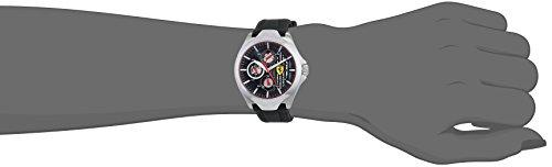 Scuderia Ferrari Reloj Multiesfera para Hombre de Cuarzo con Correa en Silicona 830510