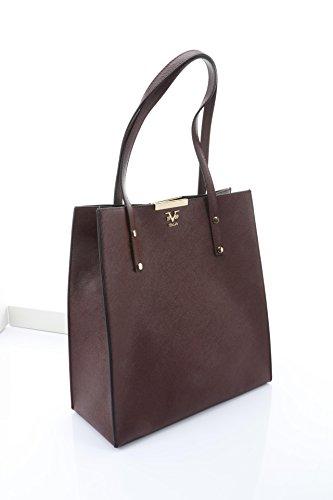 Versace 19.69 Abbigliamento Sportivo SRL borsa KATE bordò