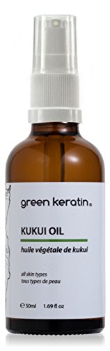 Green Keratin Kukui Öl   50ml (Gesicht Hawaiianischen)