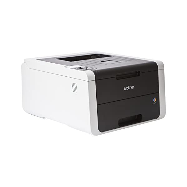 Brother Colour Laser Printer | Wireless & PC Connected | Print & 2 Sided Printing | A4 31TUQMmzQfL