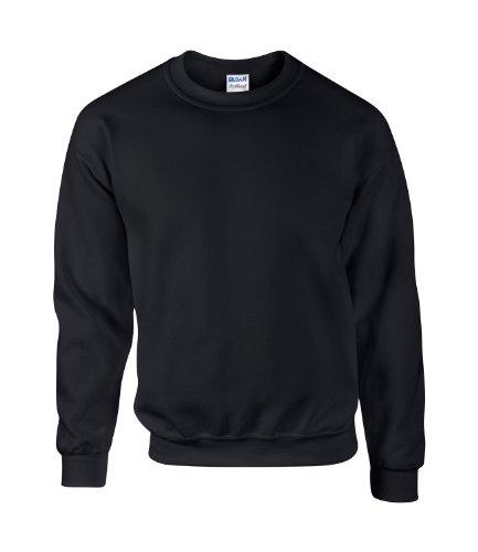 GILDAN - Sweat-shirt - Homme Noir - Noir