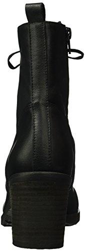 Giudecca Damen 1503-770 Kurzschaft Stiefel Schwarz (Lt1 Black)