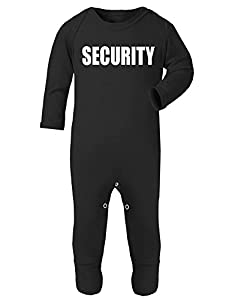 Security / Bouncer Baby Rompersuit / Playsuit