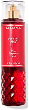 Bath and Body Works Fine Fragrance Mist - 8 fl oz Full Size - Forever Red