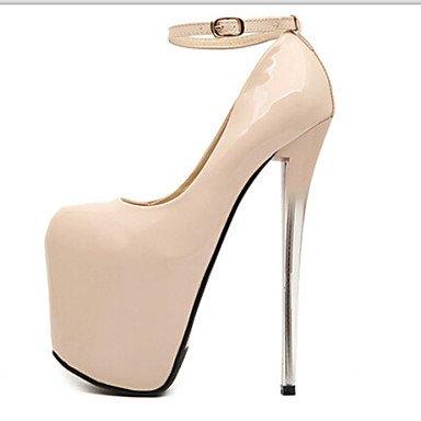 Zormey Damenschuhe 22 Cm Absatzh?he Sexy Runder Stiletto Heel Pumps Party Schuhe Weitere Farben US8.5 / EU39 / UK6.5 / CN40