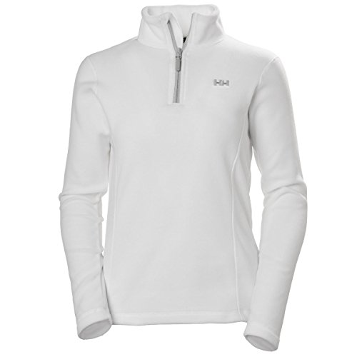 Helly Hansen Damen Fleece W Daybreaker 1/2 Zip Weiß