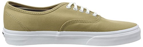 Vans Authentic Scarpe da Ginnastica Basse Unisex Adulto Beige (Deck Club/Khaki)