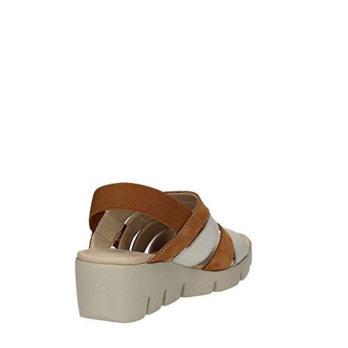 The FLEXX B305/12 Sandalo Donna Marrone