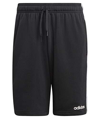 adidas Herren Essentials 3-Streifen French Terry Shorts, Black, 2XL Preisvergleich