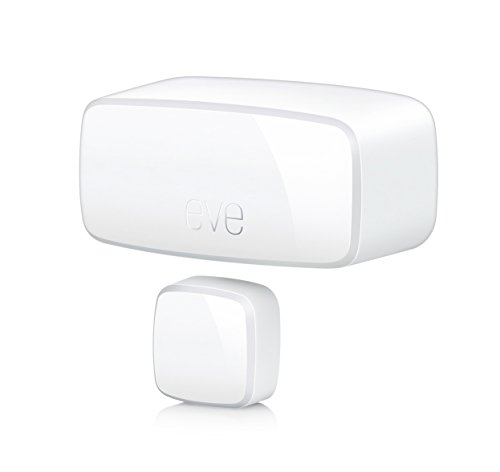 Elgato Eve Door & Window - Kabelloser Kontaktsensor mit Apple HomeKit-Unterstützung, Bluetooth Low Energy