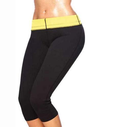 e98f2bf098d HotShapers Hot Shapers Pantalon Short Fitness Minceur Sauna - noir - Taille  S