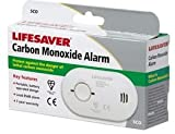 CO ALARM, BATTERY OPERATED 5CO By KIDDE