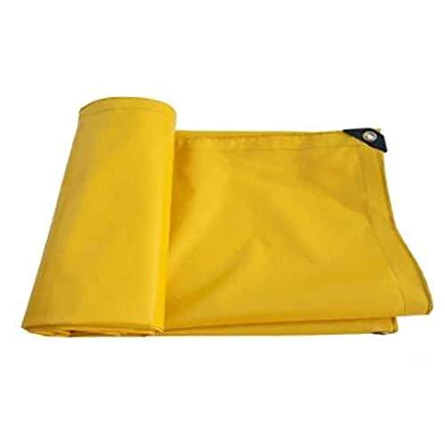 Zwei Dicke Streifen Farbe (GONGFF Tarps Plane regendicht Tuch wasserdicht Sonnencreme Dicke Farbe Streifen Stoff Dreirad Auto LKW Plane (größe: 2 * 3 Mt))