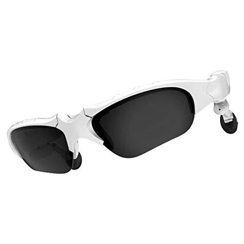 beautygoods Bluetooth Sonnenbrille Polarisierte Brille Drahtlose Musik Sonnenbrille Sport Outdoor Stereo Kopfhörer Freisprecheinrichtung Headset Kompatibel Mit Android Samsung Galaxy LG Remarkable
