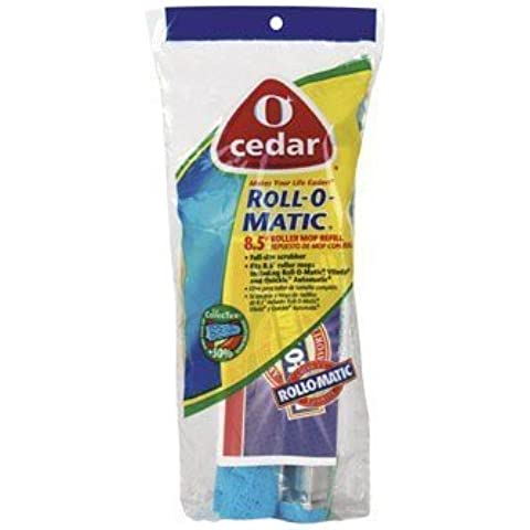 Roll-O-Matic 8.5 Roller Mop Refill by FREUDENBERG HOUSEHOLD PRODUCTS