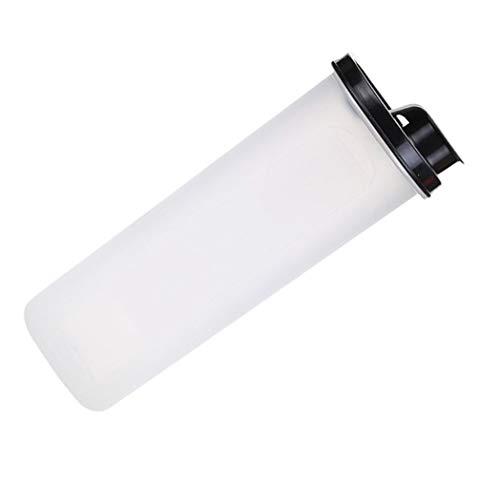 Morning May Öl & Essig Spender Ölbehälter Plastik Ölflasche, Kochwerkzeug - Schwarz 900ml