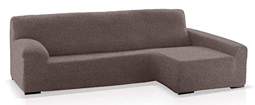 JM Textil Copridivano Chaise Longue Eneasis, bracciolo Destro, Dimensione Standard (220-280 Cm.), Colore 06 (Vari Colori Disponibili)