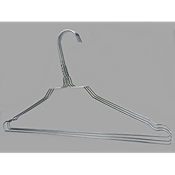 Hemden und Blusen 125 Stck Drahtbügel  Drahtkleiderbügel  Bügel Kleiderbügel