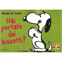 Hai portato dei biscotti? Celebrate Peanuts 60 years