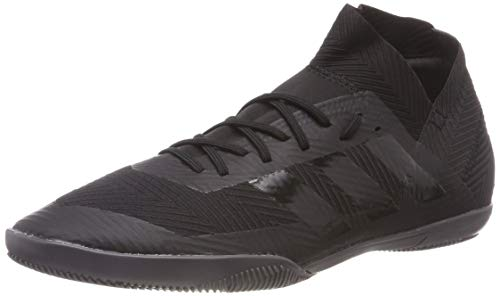 adidas Herren NEMEZIZ Tango 18.3 in Futsalschuhe, Schwarz (Negbás/Negbás/Gricin 000), 48 2/3 EU