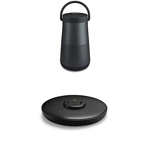 Bose SoundLink ® Revolve+ - Altavoz portátil con Bluetooth, color negro +...