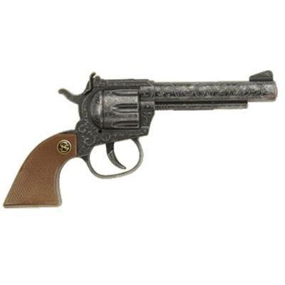 """Preisvergleich Produktbild Schrödel 404 4598 - Pistole """"Sheriff antik"""", 100-Schuss, 17. 5 cm"""