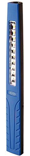 Lampe inspection pro rechargeabl format compact + LED en haut