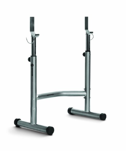 Horizon Fitness, Supporto bilanciere Adonis, Argento (silber)