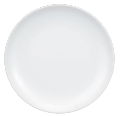 HIC Porcelaine Coupe Grande assiette à salade 21,2 cm