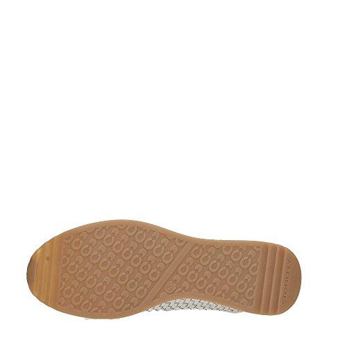 Stonefly Face 1, Pantofole Donna Bianco