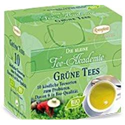 Ronnefeldt - Tee-Akademie - Grüne Tees - 10x3,9g - loser Tee