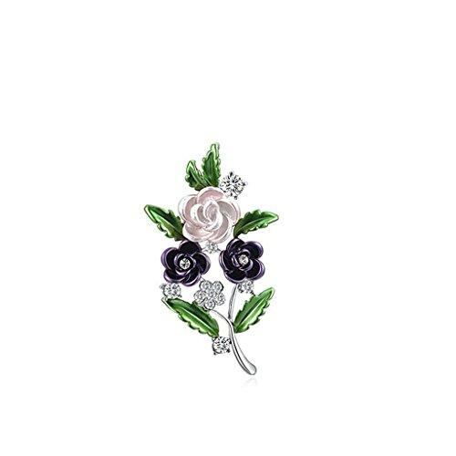 Jardin-du-Printemps-Anazoz-Bijoux-Elgant-Broche-Fleur-Violette-et-Rose