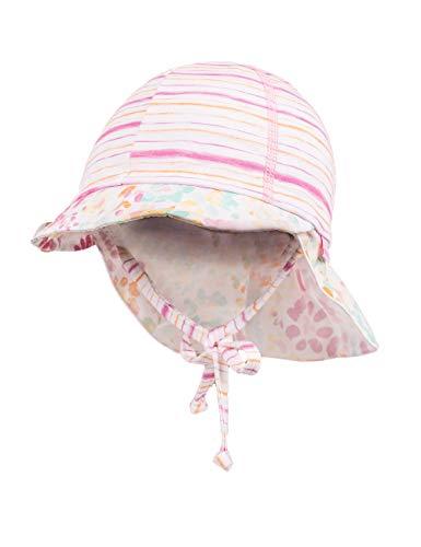 maximo Baby - Mädchen Schildmütze Mütze, per Pack Mehrfarbig...