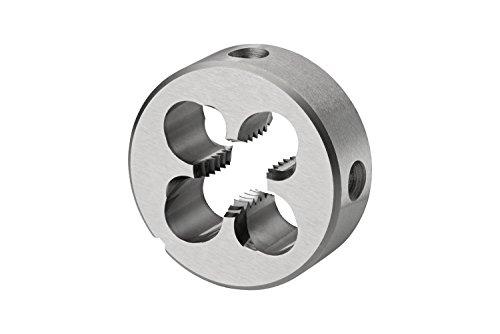 Dormer F1703/4 Gewindeschneider, G3/4, heller Beschichtung, Hochleistungsschnellstahl, 55 mm Durchmesser, 16 mm Höhe