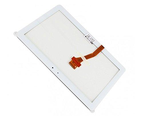 Handyteile24 ✅ Samsung Galaxy Tab 2 P5100 P5110 Touchscreen Digitizer Touch Glas Displayglas Weiß (Samsung Tab 2 Digitizer)