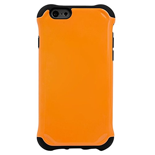 Tuff-Luv TPU Armour Gel Hülle für Apple Iphone 6 / 6S - Orange Orange