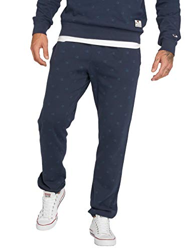 Champion Athletic Sneakers (Champion Athletics Herren Jogginghosen Logo Elastic Cuff blau M)