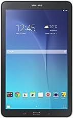 """Samsung Galaxy Tab E SM-T560 8GB 9.6"""" Wifi Tablet (Black)"""