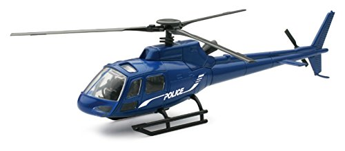 New Ray - 26093 - Véhicule Miniature - Hélicoptère Eurocopter Ecureuil - AS350