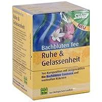 BACHBLÜTEN Tee Ruhe & Gelassenheit Bio Salus Fbtl. 15 St preisvergleich bei billige-tabletten.eu