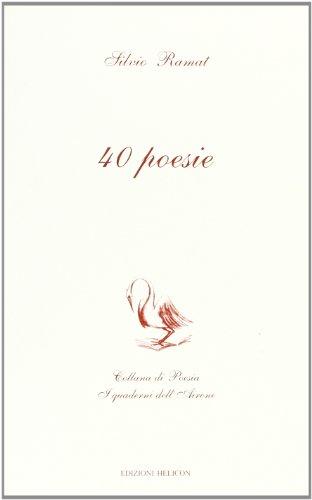 40 poesie