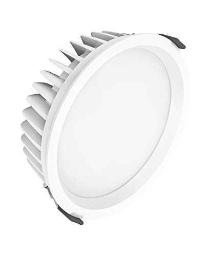 Ledvance DALI LED Downlight, für Innenanwendungen, 220,0 mm x 67,0 mm, warmweiß