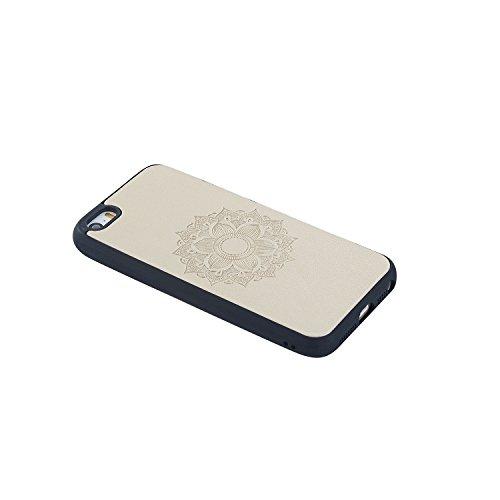 JIALUN-étui pour téléphone Boîtier en relief pour téléphone IPhone 5 et 5 et SE ( Color : Gold ) Gold