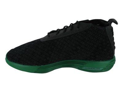 Nike Air Max 1 Essential Herren Sneakers Schwarz / Weiß / Gelb (Schwarz / Schwarz-Weiß-Gum Gelb)