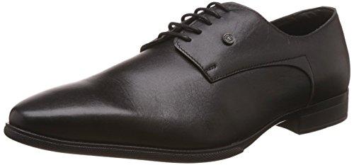 Franco Leone Men's Black Formal Shoes - 8 UK/India (42 EU)