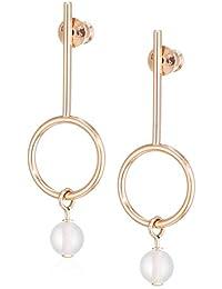 Skagen Femme Acier Boucles d'oreilles pendantes - SKJ1202791